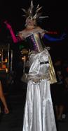 Masquerade Clown Girl