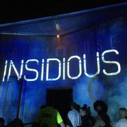 BlumHouse Facade (Insidious Sign)