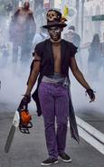 Chainsaw Voodoo Master