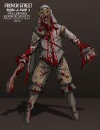Mask-A-Raid Concept Art 3