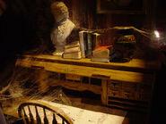 Dead Silence Desk