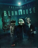 The Horrors Of BlumHouse 2017 Poster (Hollywood)