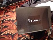 Wolfman Concept Book