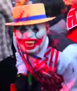 BarberShop Quartet Clown 1