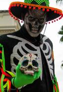 Esqueleto Muerte Stiltwalker 9