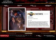 HHN 2001 News