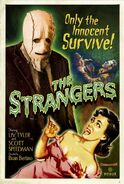 Silver Screams The Strangers poster