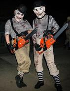 Chainsaw Mimes 1