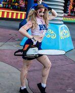 Chainsaw Cheerleader 1