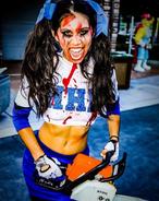Chainsaw Cheerleader 6
