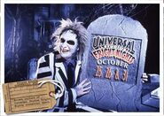 Fright Nights Beetlejuice