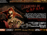 Halloween Horror Nights: Carnival of Carnage