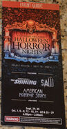 HHN 27 Red Event Guide