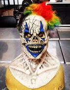 Rainbow The Clown Mask