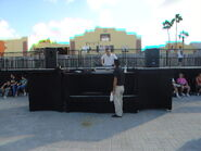 HHN 15 Boneyard Stage