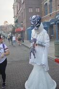 Invasion Tall Alien