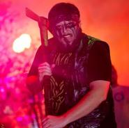 Rob Zombie Scareactor 22