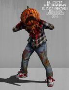 El Cucuy Pumpkin Prisoner 1 Concept Art