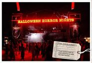 HHN Total Chaos and Anxiety SIgns