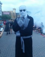 Invisible Man (HHN 25)