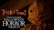 Trick 'r Treat House Reveal Halloween Horror Nights 2018
