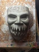 Freak Bride Sculpt Mask