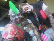 HHN 2006 Clowns