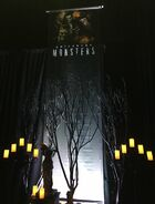 Universal Monsters Stage