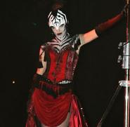 Stiltwalking Zebra Girl 10