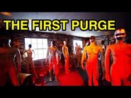-NEW- The First Purge - Halloween Horror Nights 2018 (Universal Studios Hollywood, CA)