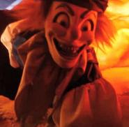Poltergeist Clown 2 (Hollywood)