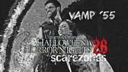 Halloween Horror Nights 26 Scare Zones Vamp '55