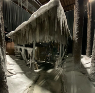 Yeti Terror of the Yukon Facade