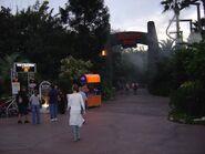 Funhouse of Fear Entrance