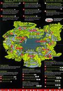 HHN 13 Map