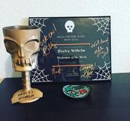 Vamp 55 Scareactor Reward