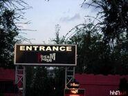Screamhouse Entrance