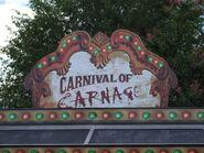 HHN 17 Carnival Sign