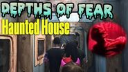 Halloween Horror Nights OPENING NIGHT 2019 - Depths of Fear House