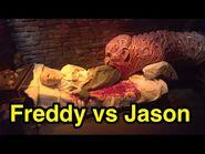 -2016- Freddy vs Jason - Halloween Horror Nights (Universal Studios Hollywood, CA)
