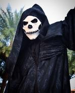 Black Skeletal Stiltwaker 10