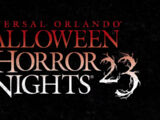 Halloween Horror Nights 23