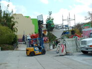 Midway of the Bizarre Construction