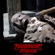 """Screenshot 2020-10-15 FrightNight Studios, LLC on Instagram """"From HHN 26 Here is one of the many mummified bodies that we m-...-"""