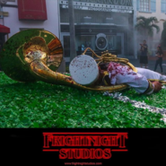 """Screenshot 2020-10-15 FrightNight Studios, LLC on Instagram """"From HHN 26 The dead band member prop that we made for the HHN-...-"""