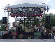 HHN COC Stage Day