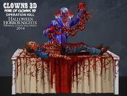 Operation Kill Concept Art (Clowns 3D)