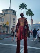 Red Skeleton Knight 5