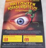 HHN 1997 Poster 2