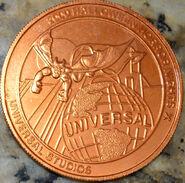 HHN X Orange Parade Coin Back